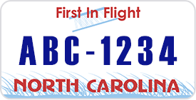 License Plate Sample